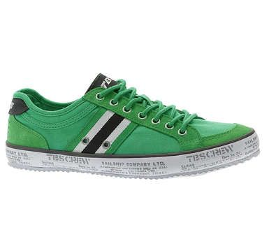 Design and trendy, we love this tennis TBS. Its great points: its brightly colors and its printed sole.