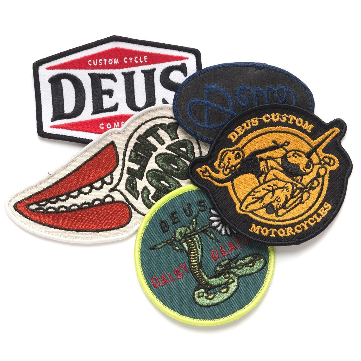 c0e210f0 Deus ex machina patch pack | LOVE BOAT DETAILS FASHION SNOOPS | Deus ...