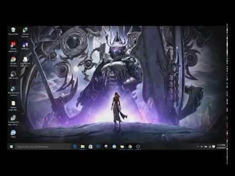 , Cara Pasang Wallpaper Bergerak Di Desktop Windows 7, Carles Pen, Carles Pen
