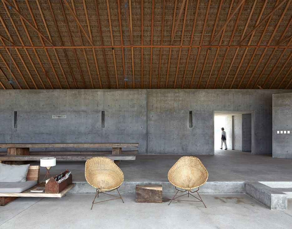 Casa wabi bosco studio house by tadao ando