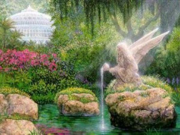 Escenario de una Fantasia del Agua