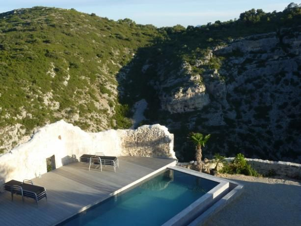 luxe, design et bien-être en provence : vaucluse. chambre d hotes