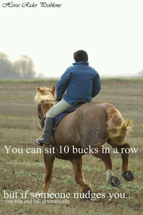 You can sit 10 bucks in a row, but if someone nudges you...