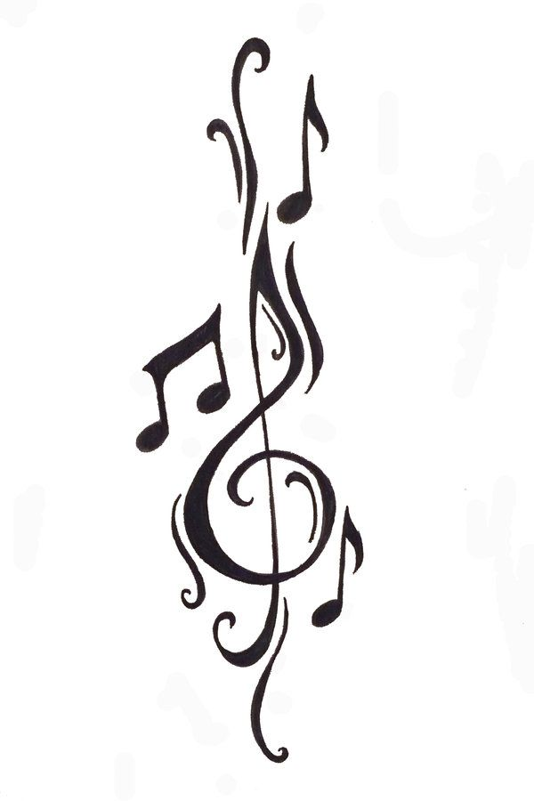 Music Tattoos Free Download Tattoo 13246 With Tattoos That Are