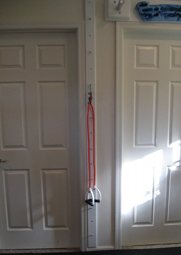 Resistance Band Door Attachments