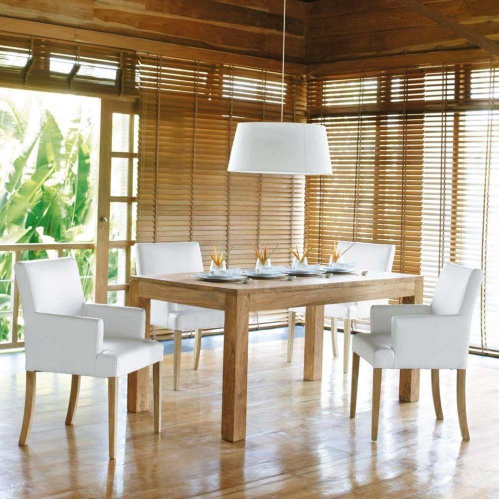 mesa de comedor de madera de maciza de palo rosa comedores mesas de comedor mesas de. Black Bedroom Furniture Sets. Home Design Ideas