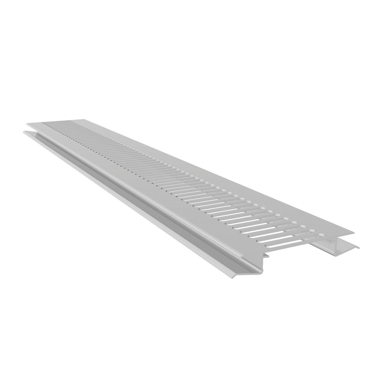 Grille De Ventilation Pvc Freefoam Blanc 3 M En 2019 Pvc