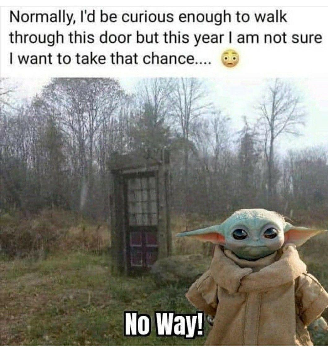 Pin By Unicornsjewels On Baby Yoda Yoda Funny Yoda Meme Corny Jokes