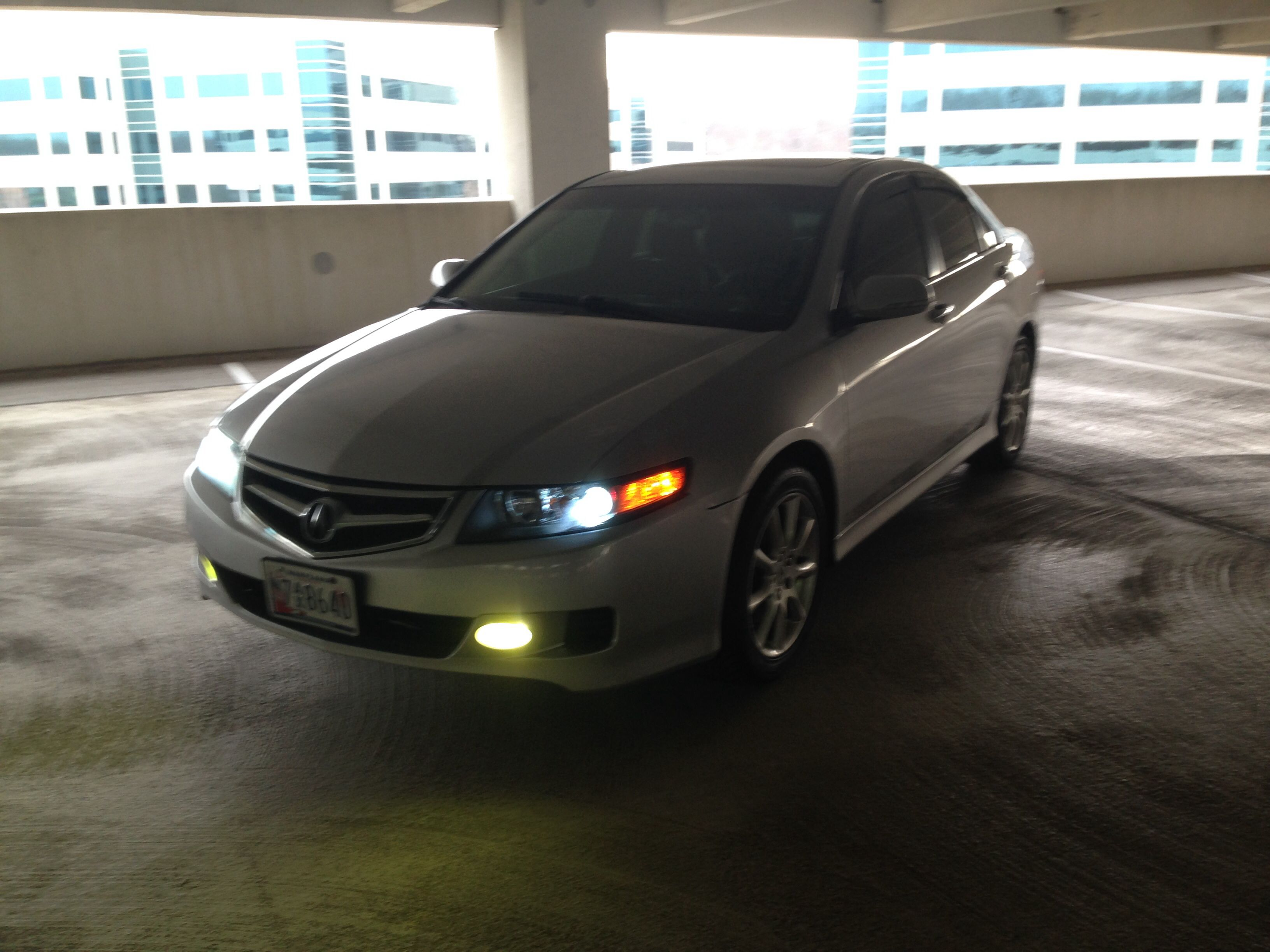 K Headlights K Fog Lights My Acura TSX Pinterest - 2006 acura tsx headlights