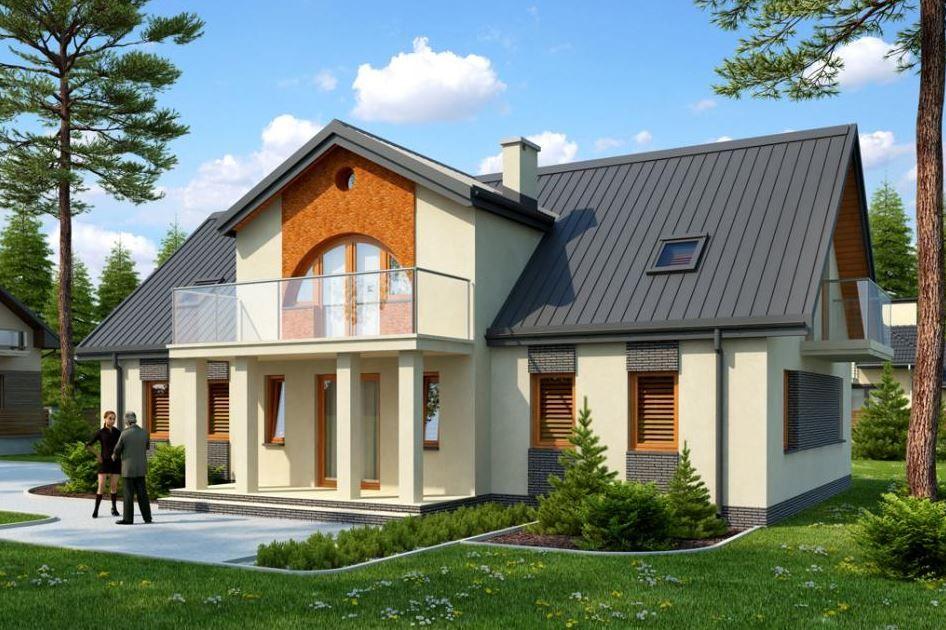 Fachadas de casas modernas con porticos casas for Fachadas de casas modernas en italia