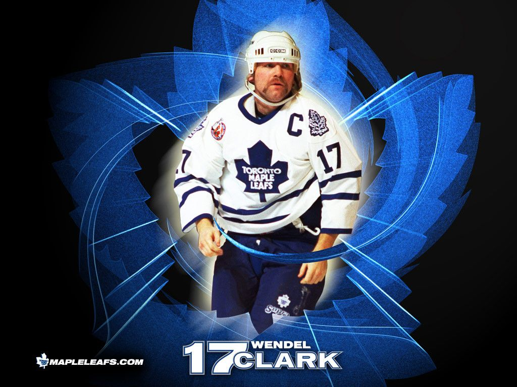 Wendel Clark: For all my LEAF fans out there. | Toronto ...