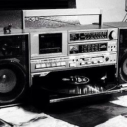 Vinyl Record Boom Box Coveted Conventions Of An Urban Pastime Remembered And Savored V I N Y L J U N K I E
