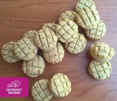 Hamis sajtkrémes paleo pogácsa (gluténmentes, tejmentes, szénhidrátszegény) ~ Éhezésmentes Karcsúság Szafival