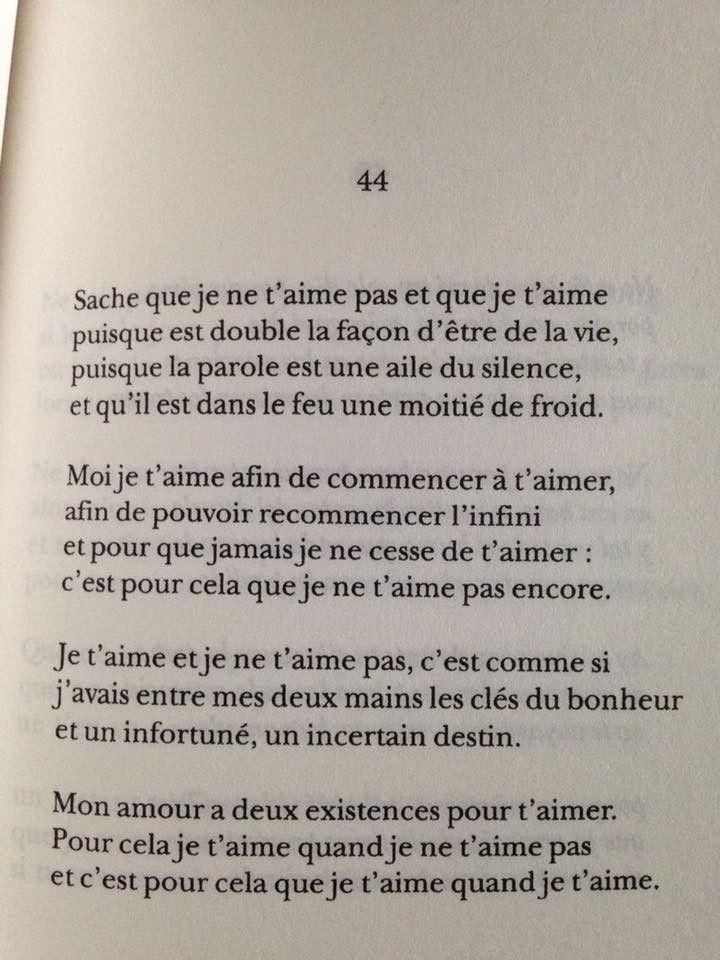 Je T Aime Al Infini : infini, T'aime, Sache, T'aime, Puisque, Double, Façon, Poeme, Aime,, Citation,