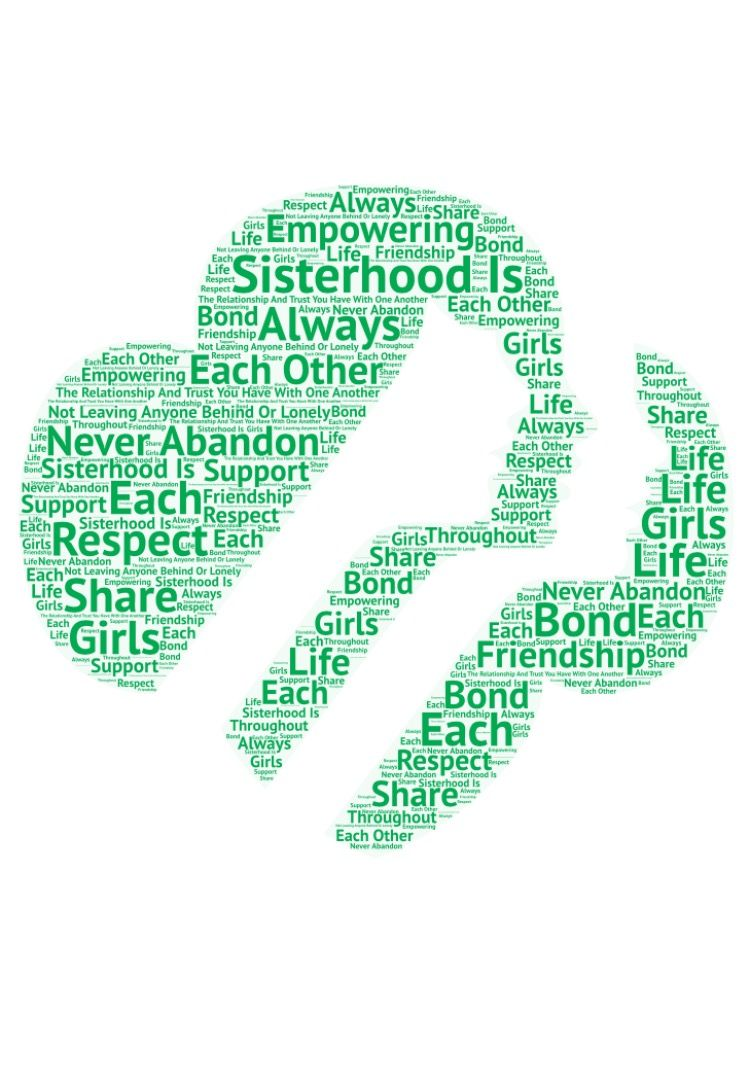 Image result for girl scout word art