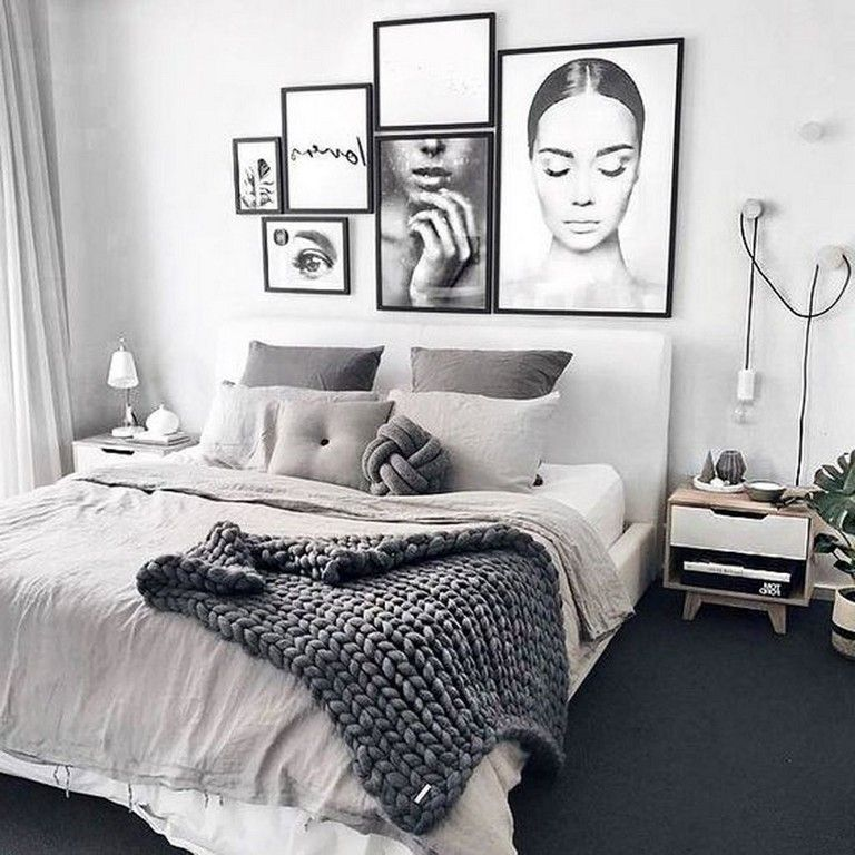 Minimalist Bedroomdesign Ideas: 25+ Gorgeous Modern Scandinavian Bedroom Design And Decor