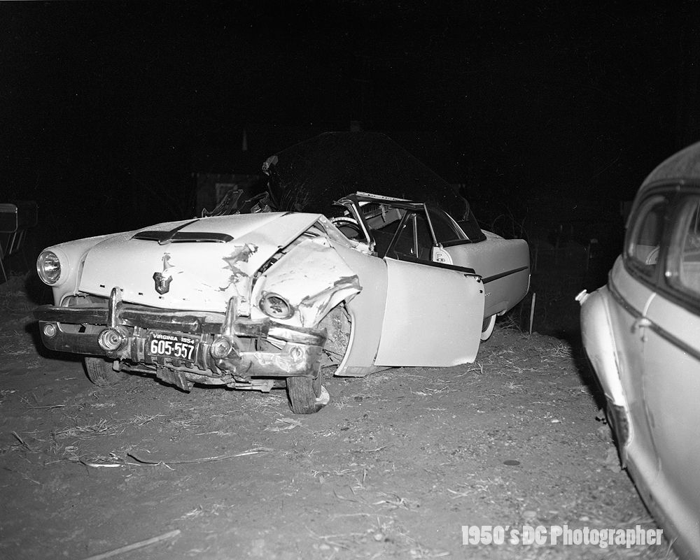 Car Accident Washington Dc