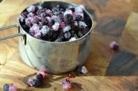 frozen blueberries - Google Search