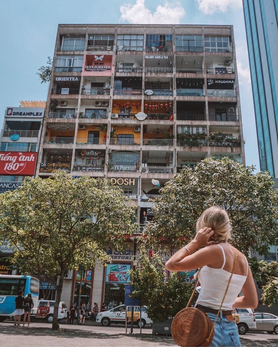 Exploring Ho Chi Minh Cities Apartment Cafes And Malls So The Adventure Begins Ho Chi Minh City Vietnam Travel Saigon Travel