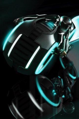 Tron Legacy Tron Legacy Tron Light Cycle Tron Art