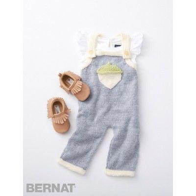 Got You Covered Pants | Bernat Softee Baby | Little Forest Friends ...