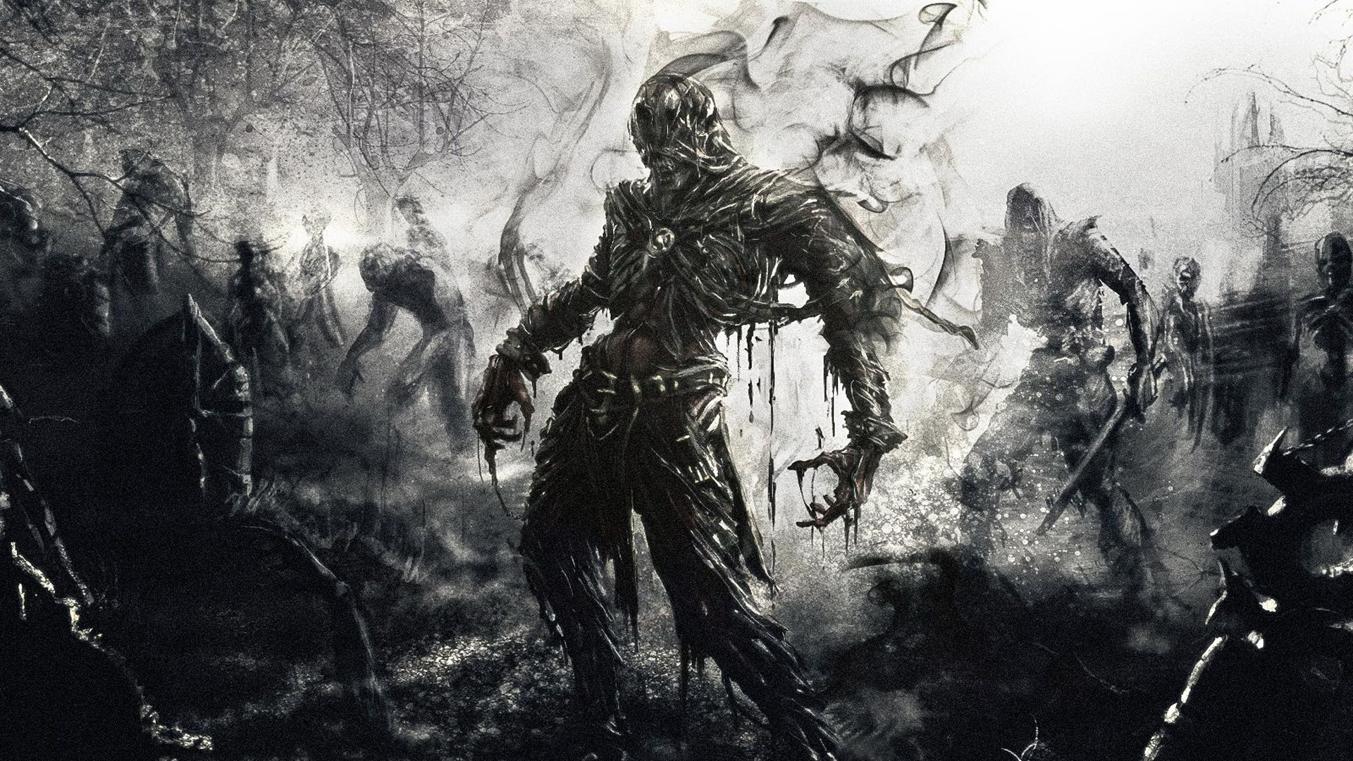 Beautiful Artwork Wallpaper Images Hd Zombie Wallpaper 1080p Wallpaper