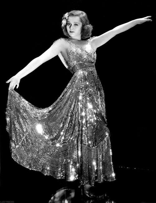 Barbara Stanwyck Fashion Hollywood Costume Vintage Style Prom Dresses