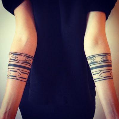 50 Tatuajes De Brazaletes Estilos Y Significado Tattos Tatuaje