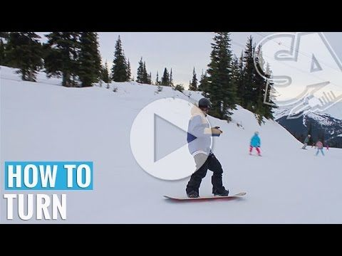 How To Turn On A Snowboard Snowboard Snowboard Girl Snowboarding