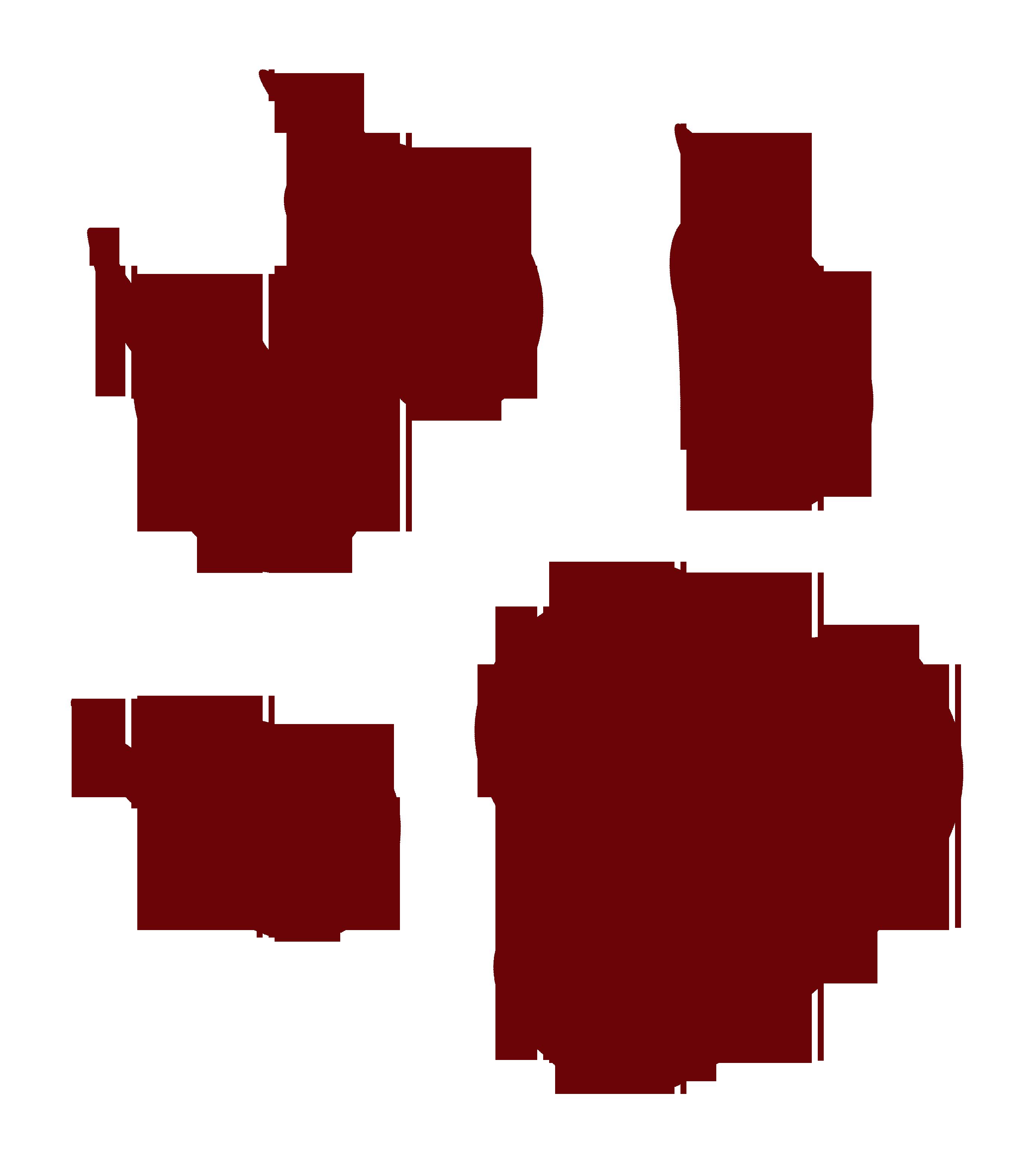 Animal Footprint Png Image Animal Footprints Animals Paw Print
