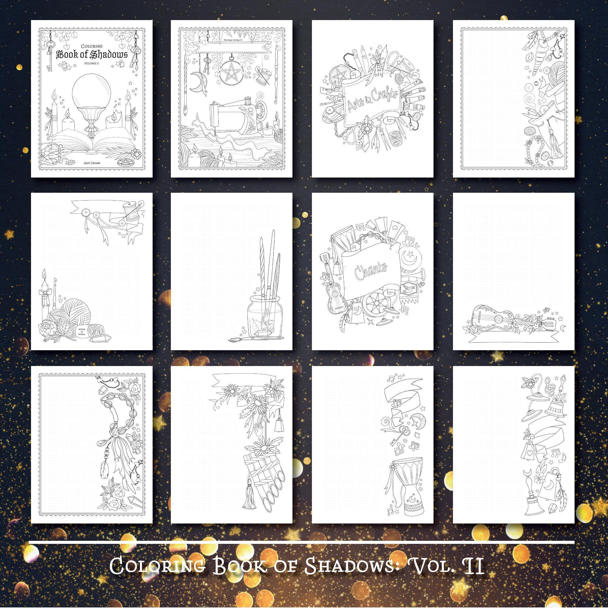 Park Art|My WordPress Blog_Coloring Book Of Shadows Pdf
