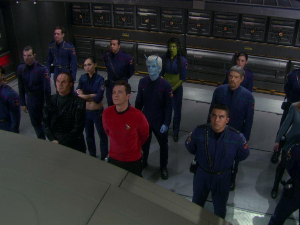 Star Trek Enterprise 418 In A Mirror Darkly