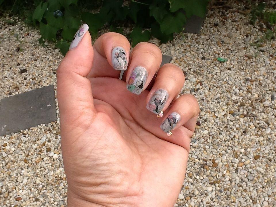 120 Nagelpiercing Nail Art Stud Piercing Charms Dekoration 1x Piercingbohrer