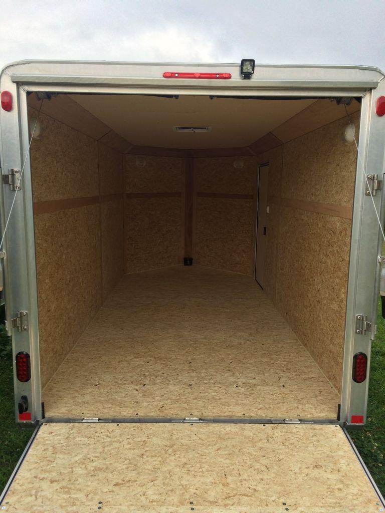 Aluminum Cargo Trailer Vdc Series Cargo Trailers Enclosed