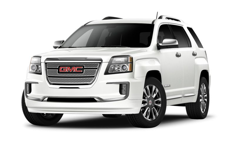 Gmc Terrain Reviews Price Photos And Specs Car Driver
