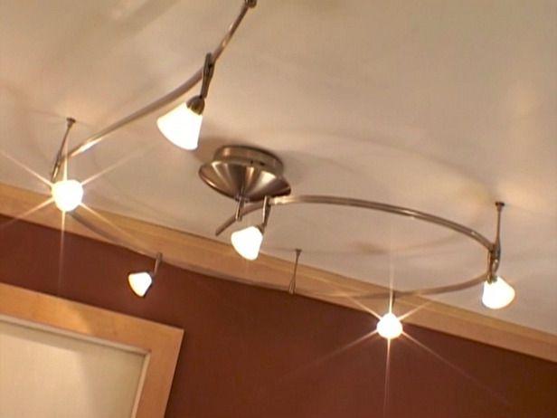 Track Lighting For The Basement Movie Room Track Lighting