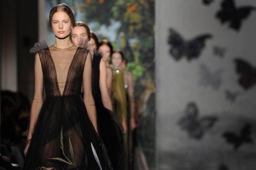 Valentino Haute Couture Spring Summer 2014 Paris - La Trahison des Images