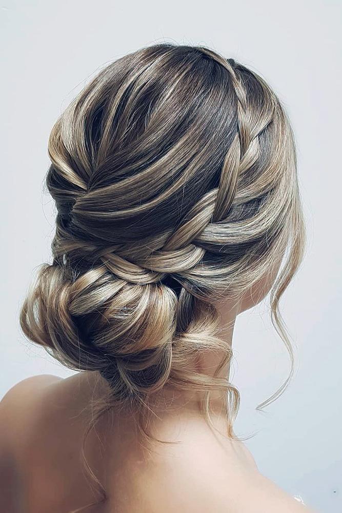 Classic Wedding Hairstyles 30 Timeless Ideas Wedding Forward Medium Hair Styles Thin Hair Updo Elegant Hairstyles