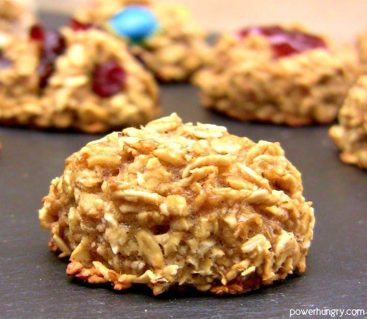 sugar free oatmeal cookies vegan