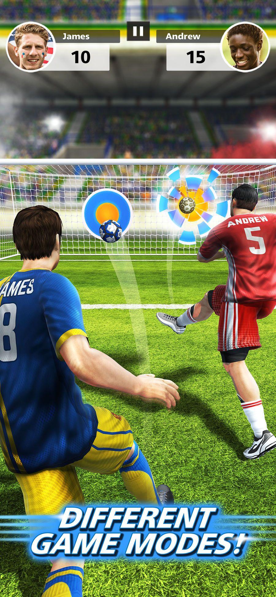 Football Strike SimulationSportsappsios Football