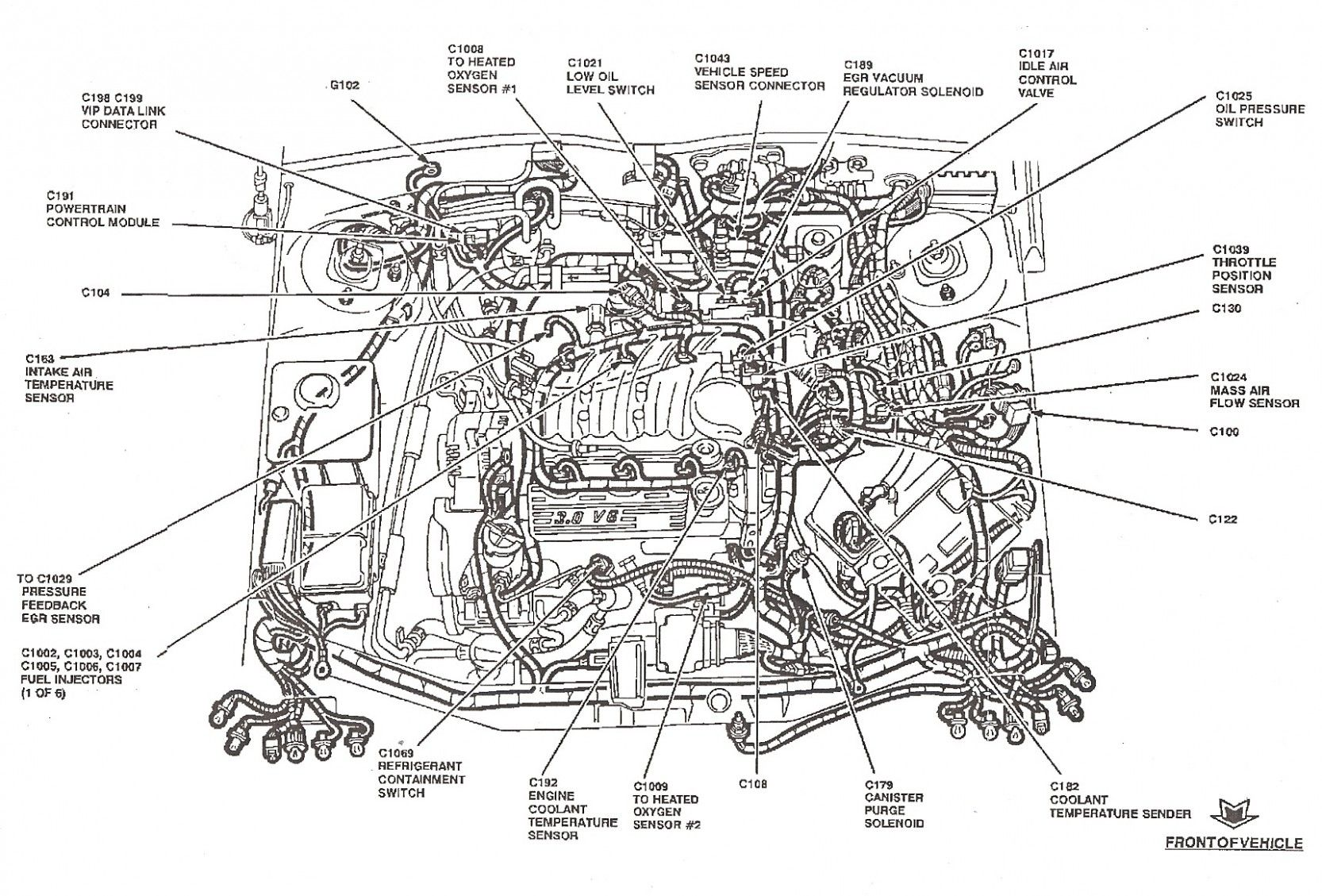 Engine Diagram 4 Ford Escape Game Di 2020