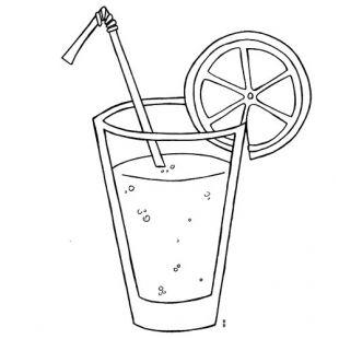 Dessin coloriage cocktail coloriages coloriage vacances dessin coloriage et coloriage - Dessin cocktail ...