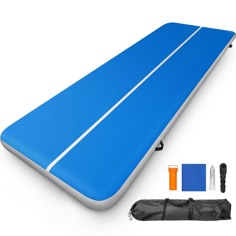 600x100cm Tapis De Gymnastique Gonflable Airtrack Tumbling D Air Aquatique Sport Gym Mats Gymnastics Mats Gymnastics Tumbling Mat