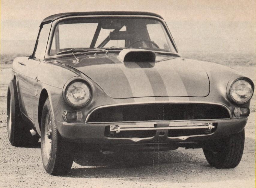 1966 Sunbeam Tiger Cobra