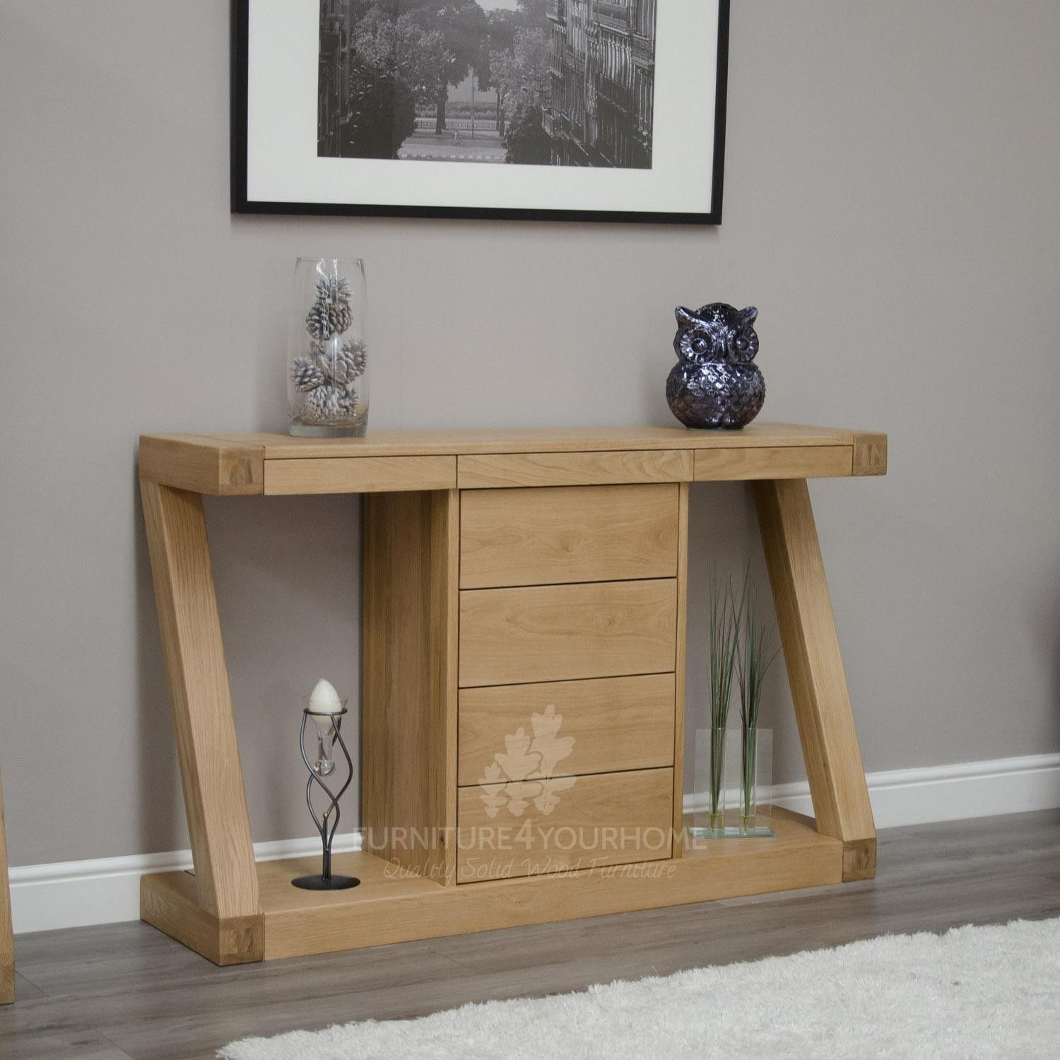 Contemporary Hall Table console table contemporary - interior | home interior & decorating