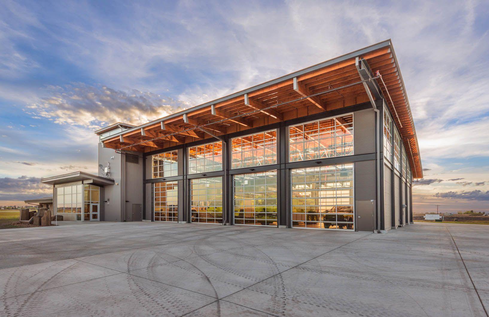 Tca Architecture Planning Spokane International