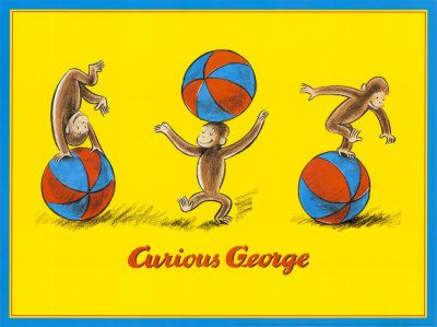 Curious George Book