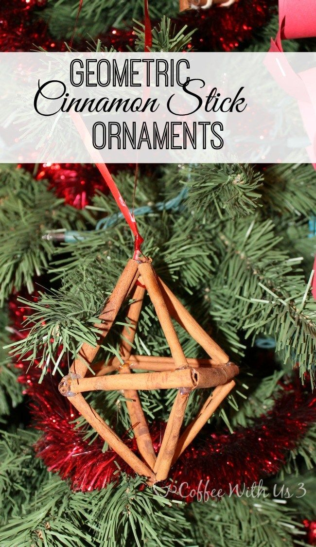 Making your own geometric cinnamon stick ornament is a fun and easy making your own geometric cinnamon stick ornament is a fun and easy craft and smells great do it yourself today pinterest ornament solutioingenieria Image collections
