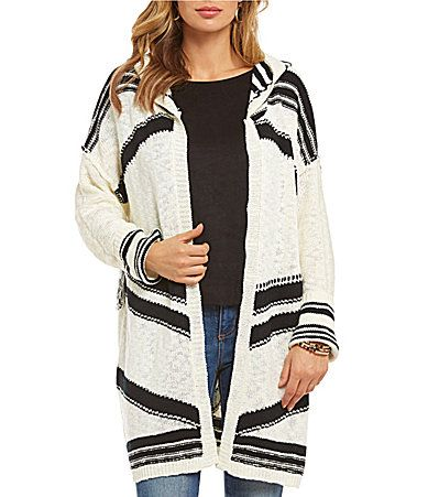 CandV Chelsea and Violet OpenFront Cardigan #Dillards