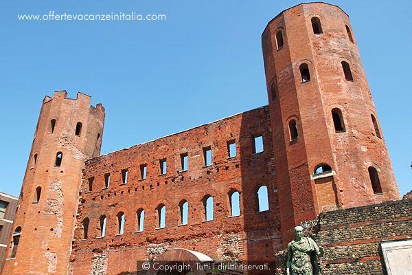 torino torri palatine centro storico vacanze in italia
